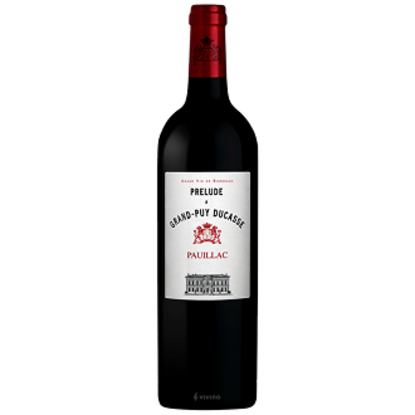 Picture of Chateau Prelude A Grand Puy Ducasse Pauillac