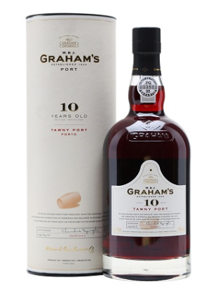 Picture of Graham's 10 Years