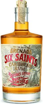 Picture of Six Saints Carribean Rum of Grenada