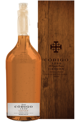 Picture of Codigo Extra Anejo with Wooden Box