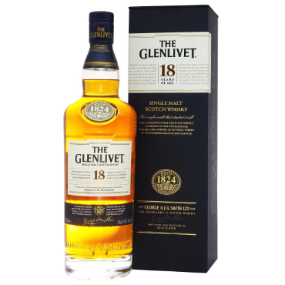 Picture of Glenlivet 18years