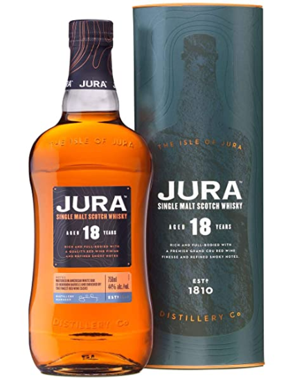 Picture of Jura 18yrs Single Malt