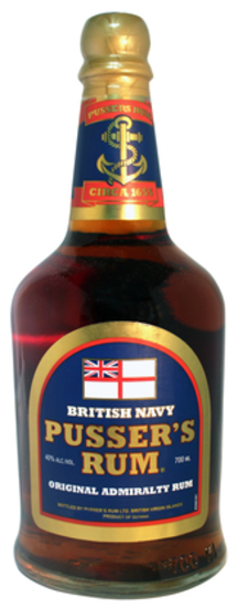 Picture of Pusser's Blue Label