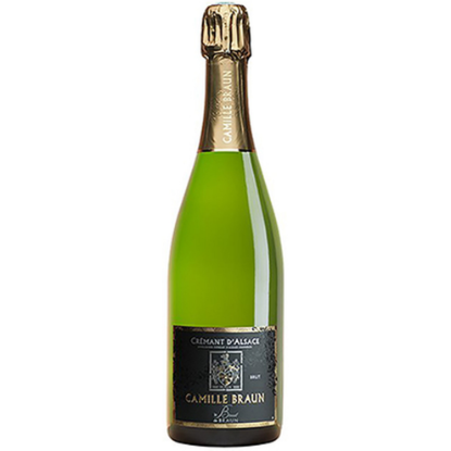 Picture of Domaine Camille Braun Cremant D' Alsace NV