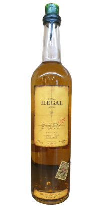 Picture of Ilegal Mezcal Anejo 700ml