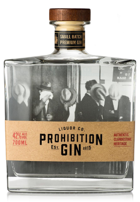 Picture of Prohibition Gin