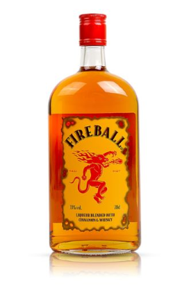 Picture of Fireball Cinnamon Whisky