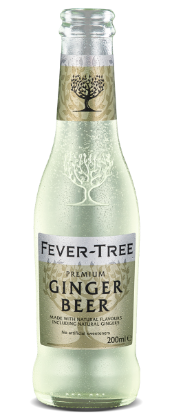 Picture of Fever Tree Ginger Beer 24 x 200ml (1 Carton)