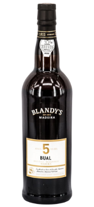 Picture of Blandy's Madeira 5 years Bual