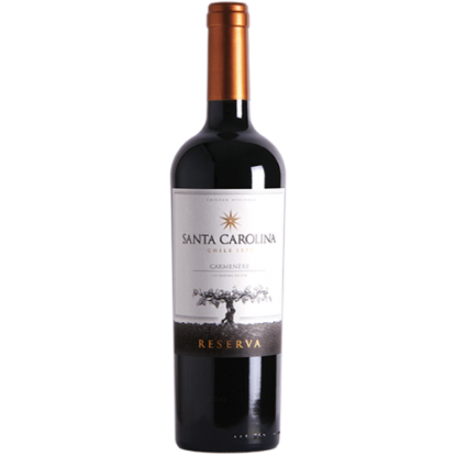 Picture of Santa Carolina Carmenere Reserva 2016