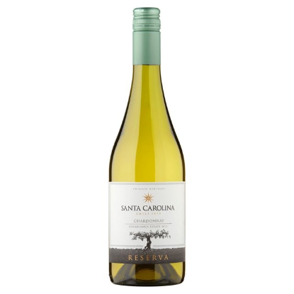 Picture of Santa Carolina Chardonnay Reserva 2017