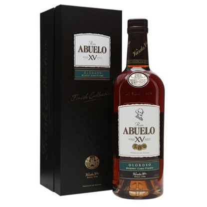 Picture of Ron Abuelo 15YO Oloroso Sherry Cask Finish